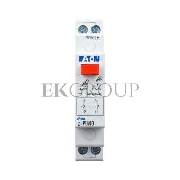 Przycisk modułowy 16A 2R Z-PU/OO 276294-134473