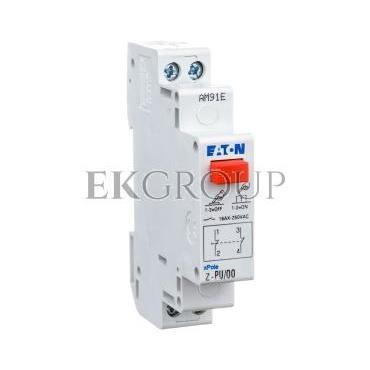 Przycisk modułowy 16A 2R Z-PU/OO 276294-134474