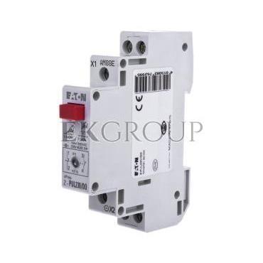 Przycisk modułowy 16A 2R z lampką sygnalizacyjną Z-PUL230/OO 276299-134476