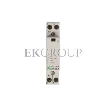 Stycznik modułowy 25A 2Z 0R 230V AC Z-SCH230/1/25-20 120853-135731