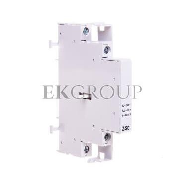 Styk pomocniczy 1Z 1R montaż boczny Z-SC 248862-136211