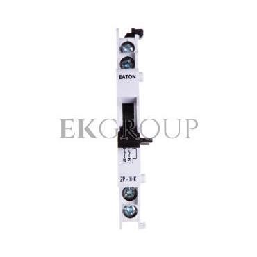 Styk pomocniczy 1Z 1R montaż boczny ZP-IHK 286052-136214