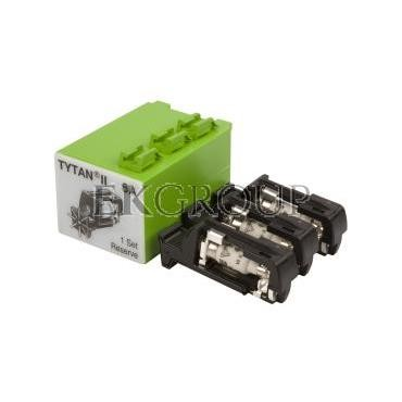 Wtyk bezpiecznikowy D01/gG/6A/400V Z-SLS/B-6A z sygnalizacją 268986 (3szt.)-137139