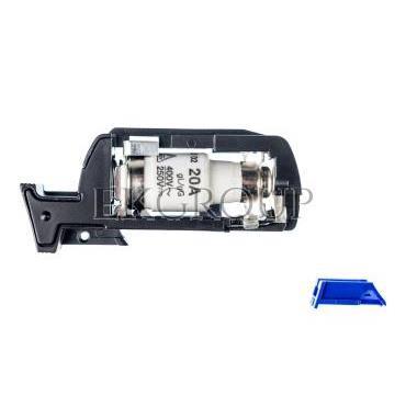 Wtyk bezpiecznikowy D02/gG/20A/400V Z-SLS/B-20A z sygnalizacją 268989 (3szt.)-137142