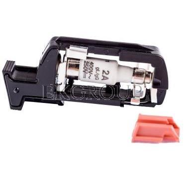 Wtyk bezpiecznikowy D01/gG/2A/400V Z-SLS/B-2A z sygnalizacją 268984 (3szt.)-137149