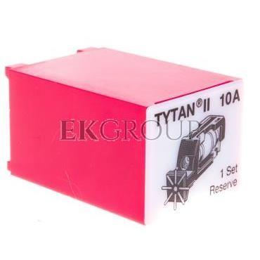 Wtyk bezpiecznikowy D01/gG/10A/400V Z-SLS/B-10A z sygnalizacją 268987 (3szt.)-137155