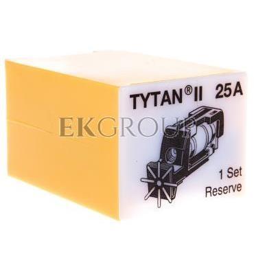Wtyk bezpiecznikowy D02/gG/25A/400V Z-SLS/B-25A z sygnalizacją 268990 (3szt.)-137156