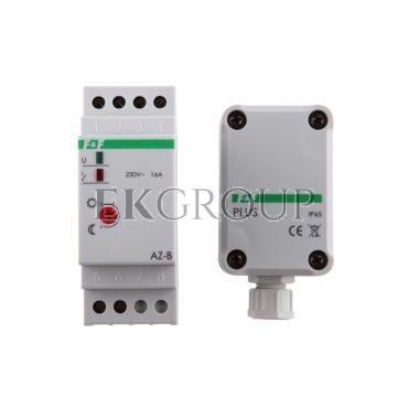 Automat zmierzchowy 16A 230V 2-1000lx obudowa AZ-B PLUS-143452