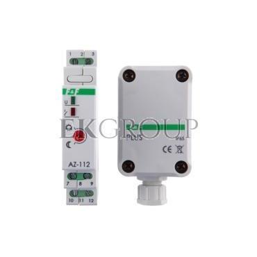 Automat zmierzchowy 16A 230V 2-1000lx obudowa AZ-112 PLUS-143454
