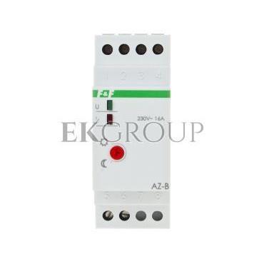Wyłącznik zmierzchowy 16A 12-264V 2-1000lx DIN AZ-B UNI-143484