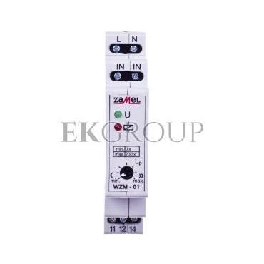 Wyłącznik zmierzchowy 16A 230V 0-200lx WZM-01/S1 EXT10000142-143487