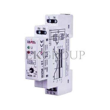 Wyłącznik zmierzchowy 16A 230V 0-200lx WZM-01/S1 EXT10000142-143488