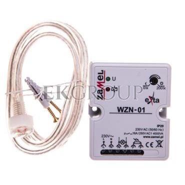 Wyłącznik zmierzchowy z sondą SOH-01 16A 1Z 230V AC IP20 WZN-01/S1 EXT10000148-143551