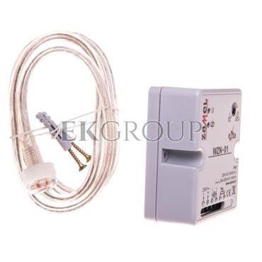 Wyłącznik zmierzchowy z sondą SOH-01 16A 1Z 230V AC IP20 WZN-01/S1 EXT10000148-143552
