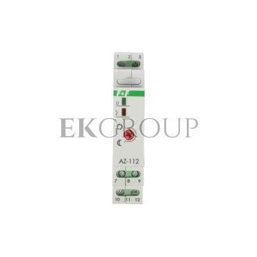 Automat zmierzchowy 16A 230V 2-1000lx DIN AZ-112-143460