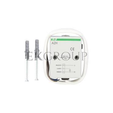 Automat zmierzchowy 10A 230V 2-1000lx obudowa IP65 AZH-143463