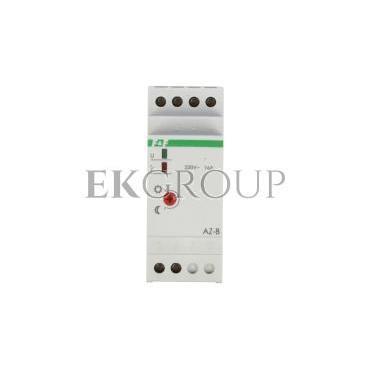 Automat zmierzchowy 16A 230V 2-1000lx DIN AZ-B-143471