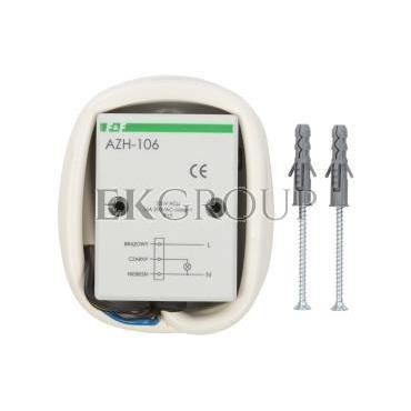 Automat zmierzchowy 16A 230V 2-1000lx obudowa IP65 AZH-106-143474