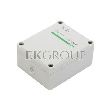 Automat zmierzchowy 30A 230V 2-1000lx obudowa IP65 AWZ-30-143479
