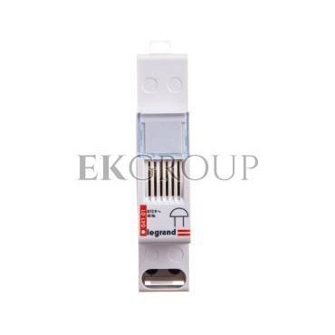 Dzwonek modułowy DM318 8-12V 4,8 VA 004101-133355