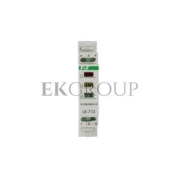 Lampka modułowa 3-fazowa żółta/czerwona/zielona 3x230V N LK-713K-133445
