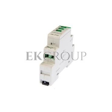 Lampka modułowa 3-fazowa zielona 3x230V N AC LK-713G-133451
