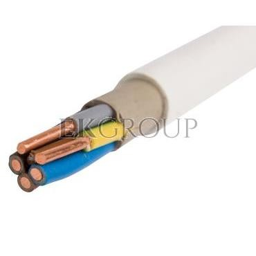 Przewód YDY 5x4 żo 450/750V /100m/-146731