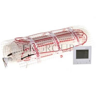 Zestaw grzejny jednostronnie zasilany STANDARD-PLUS 150W/m2 1m2 ZOJ-10 z regulatorem RTP-1 MTC10000022-147647