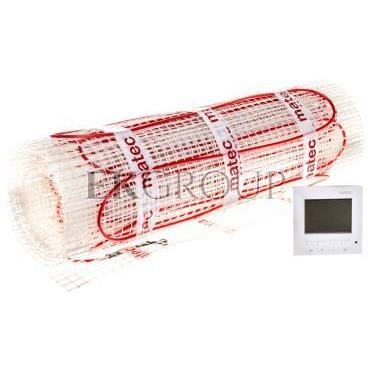 Zestaw grzejny jednostronnie zasilany STANDARD-PLUS 150W/m2 2m2 ZOJ-20 z regulatorem RTP-1 MTC10000024-147651