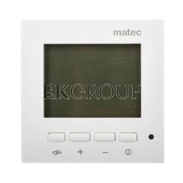 Regulator temperatury podtynkowy - programowalny RTP-01 MTC10000259-147660