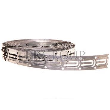Taśma montażowa 21x0,5mm ze stali cynkowanej do przewodów grzejnych TMS-01 /7,5mb/ MTC10000037-147653