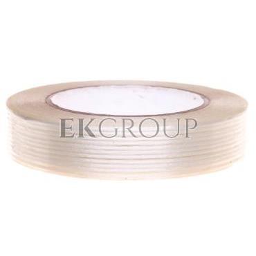 Taśma montażowa wzmacniana do przewodów grzejnych 25mm TMW-01 /50m/ MTC10000071-147657