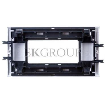 KARO Regulator temperatury /czujnik napowietrzny/ srebrny perłowy RTP-1SN/m/43-147818