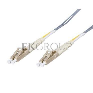 Kabel krosowy światłowodowy LCduplex MM PC OM2 50um 2m 21.99.9752-150592