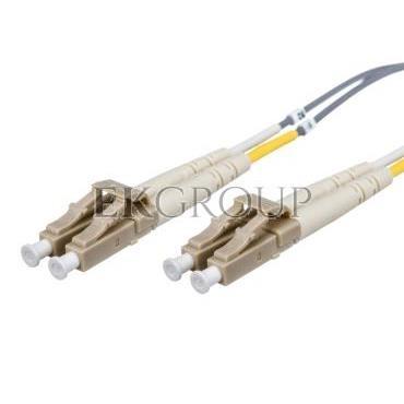 Kabel krosowy światłowodowy LCduplex MM PC OM2 50um 3m 21.99.9753-150547