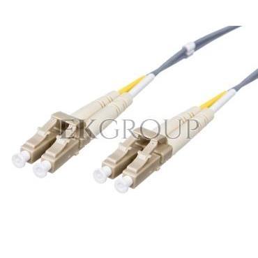 Kabel krosowy światłowodowy LCduplex MM PC OM2 50um 5m 21.99.9755-150549