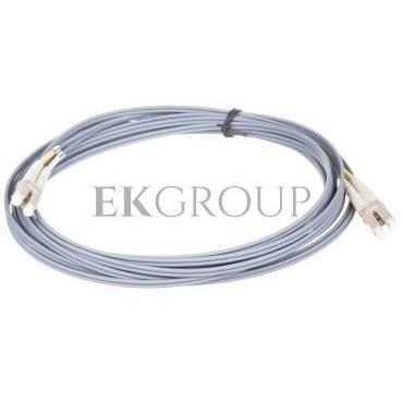 Kabel krosowy światłowodowy LCduplex MM PC OM2 50um 5m 21.99.9755-150550