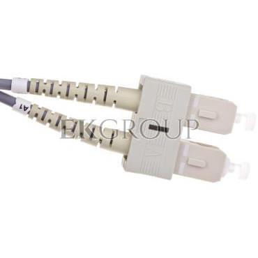 Kabel krosowy światłowodowy SCduplex PC MM OM2 50um 2m 21.99.9902-150551
