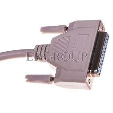 Kabel przedłużający LPT 1:1 Typ DSUB25/DSUB25, M/Ż beżowy 3m AK-610201-030-E-148105