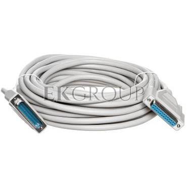 Kabel przedłużający LPT 1:1 Typ DSUB25/DSUB25, M/Ż beżowy 10m AK-610201-100-E-148114