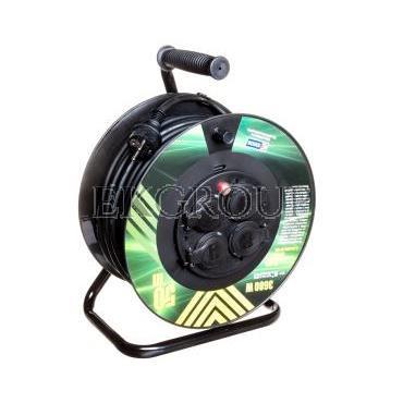 Przedłużacz bębnowy 4-gniazda z/u 50m H05RR-F 3G1,5 IP44 P084501-148957