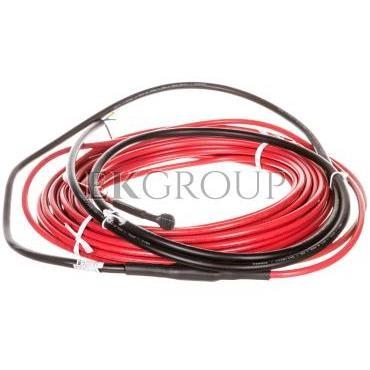 Kabel grzejny jednostronnie zasilany DEVIflex 18T/230V 18W/m 17,5m 140F1401-147780
