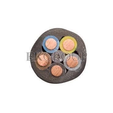 Kabel energetyczny YKY 5x4 żo 0,6/1kV /bębnowy/-144856