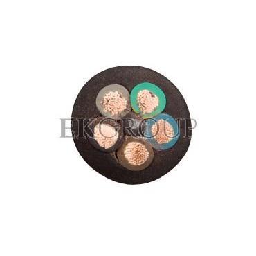 Przewód przemysłowy H07RN-F (OnPD) 5x4 żo /bębnowy/-144207