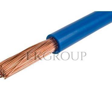 Przewód instalacyjny H05V-K (LgY) 0,5 niebieski /100m/-146333