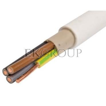 Przewód YDY 4x1 żo 450/750V /100m/-146773