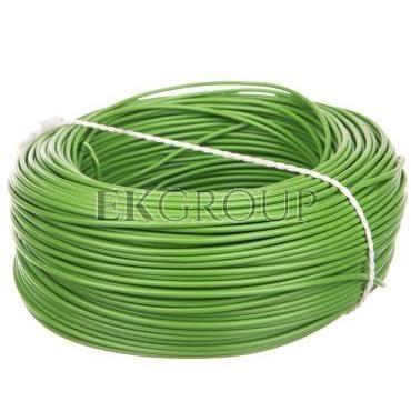 Przewód instalacyjny H05V-K (LgY) 0,75 zielony /100m/-146779