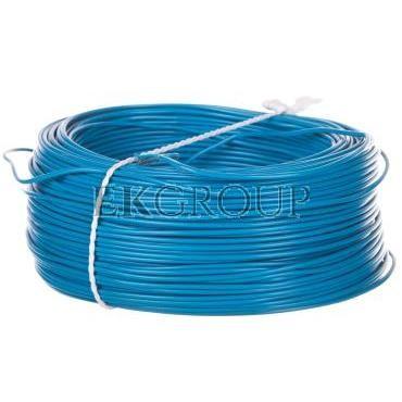 Przewód instalacyjny H05V-K (LgY) 0,5 niebieski /100m/-146920