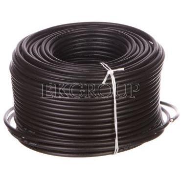 Przewód koncentryczny BiT SAT 757 UV 1,05/5 czarny /100m/-150384