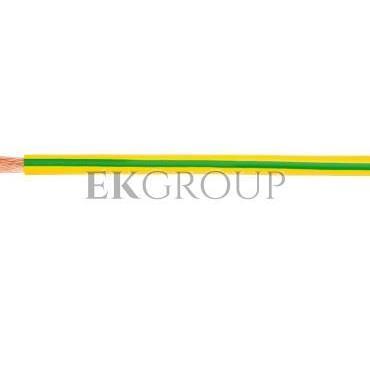 Przewód instalacyjny H07V-K (LgY) 4 żółto-zielony /100m/-147167